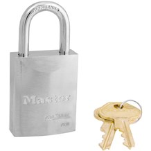 Master No. 7030 Solid Steel Pro Series Padlock