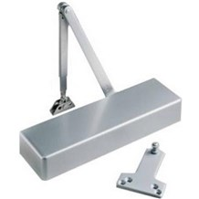 7500HM Institutional Hold Open Door Closer by Norton w/ Metal Cover
