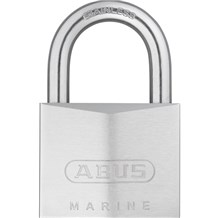Abus 75IB/30KA-7343 Solid Brass Padlock with Dimple Key