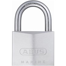 Abus 75IB/50 Solid Brass Padlock with Dimple Key