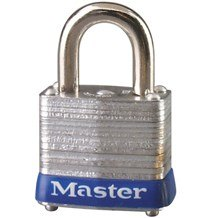 Master No. 7 Laminated Steel Padlock