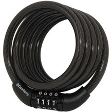 Master 8143 Compact Combination Cable Lock
