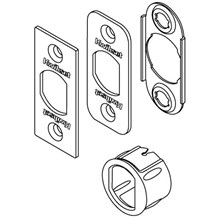 Kwikset 81845 RC/SC/DI 6-Way Plain Latch Service Kit