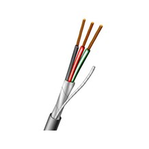 Aiphone 82220350C 3-Conductor Shielded 500'