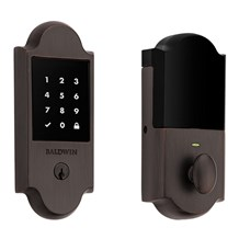 Baldwin 8235 Touchscreen Boulder Standalone Deadbolt (Z-Wave Technology)