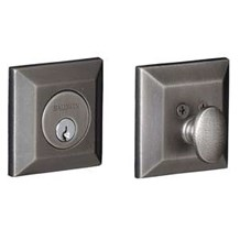 Baldwin Estate 8254 Squared Deadbolt