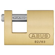 Abus 82/63 Solid Brass Monoblock