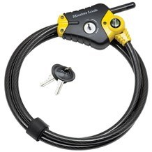Master 8413 Python Adjustable Cable Lock