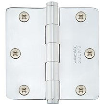 Emtek Residential Hinges - Steel