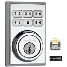 910 CNT Kwikset Contemporary Deadbolt with Z-Wave
