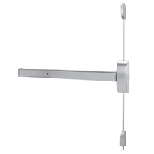 Dorma 9400B-630 LHR Surface Vertical Rod Exit Device