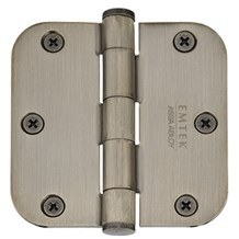 Emtek Heavy Duty Ball Bearing Hinges - Steel