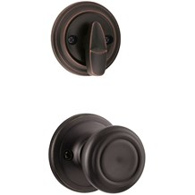Kwikset 966CN Cameron Single Cylinder Interior Trim (For Handleset)