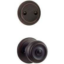 Kwikset 968PE Phoenix Dummy Interior Trim (For Handleset)