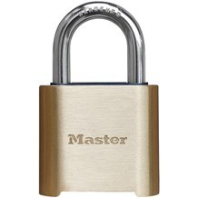 975 Brass Combination Padlock