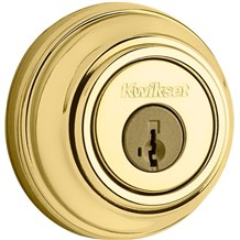 Kwikset 985-SMT Double Cylinder Deadbolt with SmartKey (980 Series)