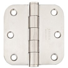 Emtek Heavy Duty Hinges - Stainless Steel