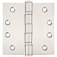 Emtek Heavy Duty Ball Bearing Hinges - Stainless Steel