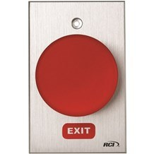 RCI 990 Oversized Tamper-Resistant Exit or Handicap Button