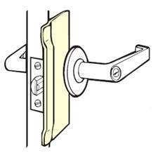 BLP-207 Protector for Key-in-Lever Locks