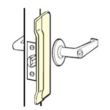 CLP-110 Commercial Type Latch Protector