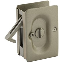Emtek 2102 Privacy Pocket Door Lock
