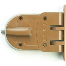 Yale 197F Outswinging Single Cylinder and Thumbturn Jimmy Proof Deadlock
