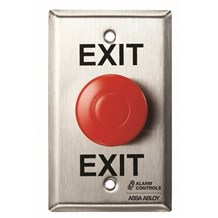 Alarm Controls EB-1 Request to Exit Momentary Action Egress Station