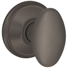 F10-SIE-613 Schlage Siena Passage Knob in Oil Rubbed Bronze (Discontinued)
