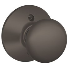 F170-PLY-613 Schlage Plymouth Single Dummy Knob in Oil Rubbed Bronze (Discontinued)
