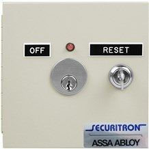 Securitron (FAR) Fire Alarm Reset