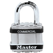 Master M1STS Commercial Magnum Laminated Steel Padlock