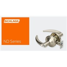 Schlage Commercial: ND-Series Levers