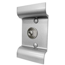 Corbin Russwin P857 Nightlatch Pull Trim (Cylinder Not Included)