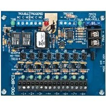 Securitron (PDB-8C1R) 8 PTC Output Fire & Relay Board
