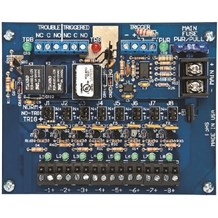 Securitron AQ Power Distribution Boards with Fire Trigger
