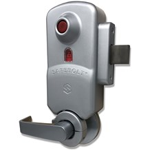 Securitech SB175-BPS SAFEBOLT Instant Button Activated Lockdown Lock