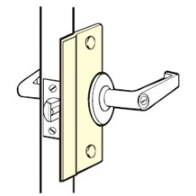 SLP-206 Short Type Latch Protector