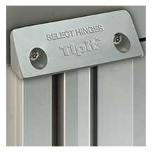 Select Hinges TIPITLG Gray Full Surface HT Accessory