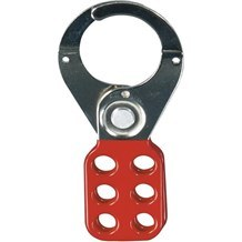 STO702 Lockout Steel Hasp - 1-1/2