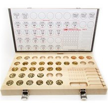 LAB SWK115 Wood Schlage Rekeying Kit