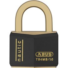 Abus T84MB/50 Solid Brass Padlock