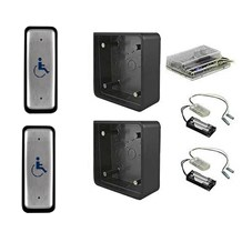 Ditec Entrematic W6-135 Wireless Push Button Activation Package