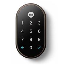 Yale RB-YRD540-WV Nest x Yale Lock (Includes Nest Connect)