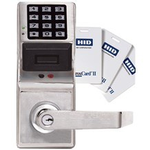 PDL3000 Alarm Lock Trilogy T3 2000-User Weatherproof Digital Proximity & Keypad Lock
