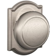 Knobs by Schlage: Andover Knob (Camelot Rosette)