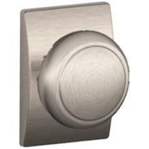 Knobs by Schlage: Andover Knob (Century Rosette)