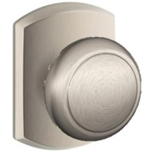 Knobs by Schlage: Andover Knob (Greenwich Rosette)