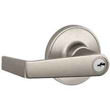 Schlage J54-MAR Marin Keyed Entry Lever from the J-Series (Formerly Dexter)