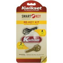 83262 Kwikset Re-Keying Kit for SmartKey Enabled Locks